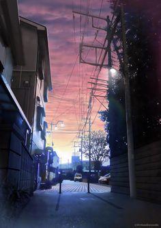 [pixiv] 【喜歡這個瞬間】傍晚特輯 - pixiv的聚光灯