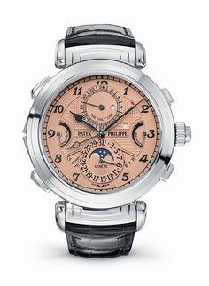 Best Watches For Men, Luxury Watches For Men, Cool Watches, Latest Watches, Popular Watches, Lux Watches, Wrist Watches, Patek Philippe, Best Watch Brands