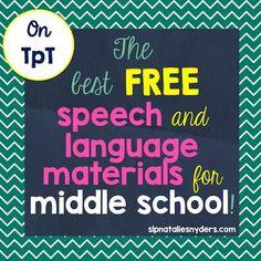 Middle School speech ideas ?