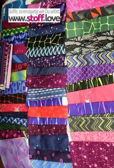 Alles Ideen aus der Kreativgruppe 'www.stoff.love FANS' bei Facebook! Friendship, Quilts, Blanket, Facebook, Fabrics, Creative, Back To School, Quilt Sets, Blankets