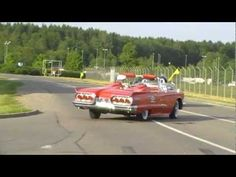 Part 5: Classic Vehicle Parade at Classic World Lake Constance 2012