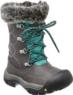 Totally toasty and way waterproof – the Kelsey Boot WP is made for snow days. | Kelsey Boot WP for Little Kid | KEEN Footwear