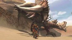Gameplayaholic: Off-screen Monster Hunter 4 Ultimate PAL gameplay ...