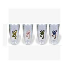 Browning Buckmark Tumbler 4 pack from Mosquito Creek Outdoors $34.95