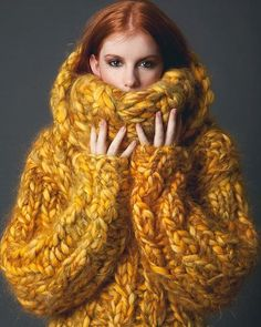 Картинки по запросу chunky yarn fashion show
