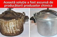 Chiar și tigăile vechi ale bunicii strălucesc acum! Cea mai bună soluție! - Fasingur Cleaning Solutions, Cleaning Hacks, Good To Know, Fun Facts, Diy And Crafts, Life Hacks, Projects To Try, Tasty, Health
