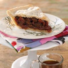 Fig and Cranberry Pie