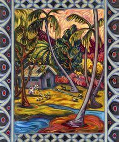 """Morning Glory"" by Kim McDonald at Maui Hands"