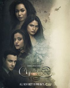 Photos - Charmed - Season 2 - Posters and Key Art - Charmed Tv Show, New Charmed, The Cw, Sci Fi Series, Tv Series, Movies Showing, Movies And Tv Shows, Hd Movies, Movie Tv