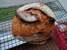 Receta de pan casero: Sin amasar ¡y sin panificadora!