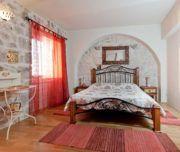 Schlafzimmer in der Villa Lavanda