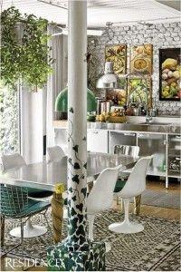 Mutfak Dekorasyonu #kitchen #decoration #home #white