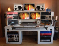 And This Is Where the Musical Magic Happens...
