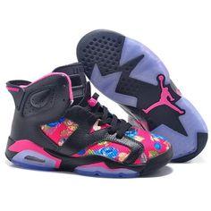 d98ed0b5296ffc Women s Air Jordan 6 Retro AAA 212