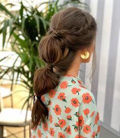 #invitadaboda #invitadaideal #invitadaperfecta #noviasconestilo #novias2018 #wedding #weddinghair #coletaburbuja #handmade #hairstyle #love…