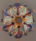 gorgeous raked disc by Leah Nietz