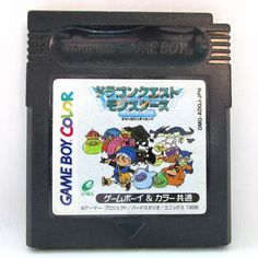 Dragon Quest Monsters - Terry's Wonderland for Game Boy Color in Japanese