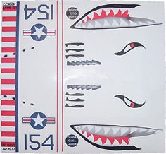 KA Mixer Cover Kit Flying Tiger Shark Plane Decal Sticker Red White Navy Blue and Black Designed to Fit All Kitchenaid Stand Mixers Including Pro 600 and Artisan Mixer Not Included Artisan Mixer, Kitchen Aid Mixer Attachments, Kitchenaid Stand Mixer, Stand Mixers, Cool Things To Buy, Red And White, Decals, Plane, Stickers