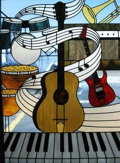 Stained glass music!
