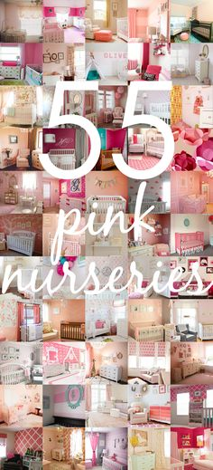 55 Pink Nursery Ideas - Project Nursery