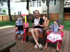 See what these kids are reading!  And 5 Reasons You Need to Buy This Book to Encourage Learning for Your Little Ones!!