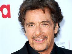 Al Pacino actor y director estadounidense de cine y teatro