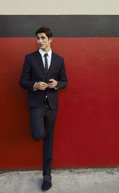 The Modern Gentleman Mode Masculine, Masculine Style, Dapper Gentleman, Modern Gentleman, Gentleman Style, Looks Style, Looks Cool, My Style, Hair Style