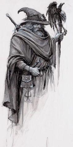 Magister Patriarch Reiner Starke, Grey Order,
