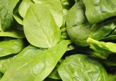 Spinach and other iron-heavy foods will reduce PMS