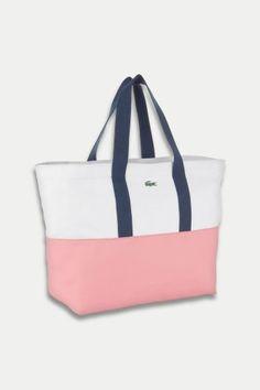 589e1b75c86d Lacoste Large Shopping bag Lacoste