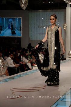 Pakistani Fashion, Pakistani dress, bridal couture week