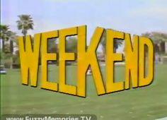 Weekend, NBC News magazine News Magazines, Nbc News, New Image, Wii