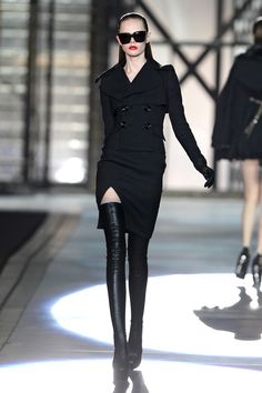 Dsquared² at Milan Fashion Week Fall 2010 - StyleBistro