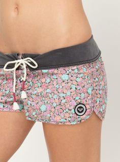 Fold Down Board Shorts, ROXY, :D
