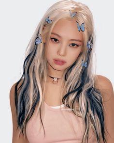 Blackpink Jennie, K Pop, Blackpink Poster, Dye My Hair, Korean Singer, Jessie, Rapper, Hair Color, Wattpad