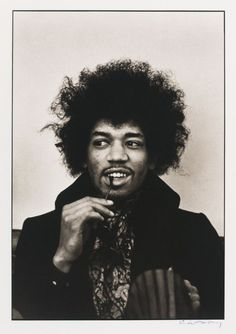 """Jimi Hendrix (1967) Photos: """"American Cool,"""" from Miles Davis and Steve McQueen to Madonna and Kurt Cobain 