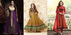 Fashion: Cantik Bak Artis India Dengan Dress Anarkali | Vemale.com