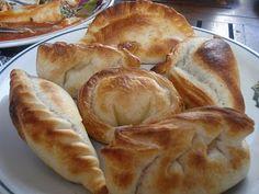 Empanadas: delicious meat pies.