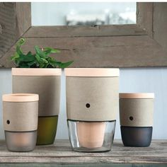 Pottina & Pottone, D&M #outdoor #planters #ceramic