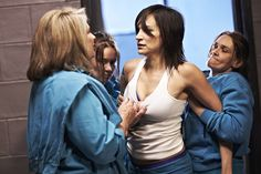 Wentworth Prison...anyone remember #prisoner ? This is the modern remake. Tonight, channel 5, 10pm. Should be good. Live tweeting with #wentworthprison, come join the chat!