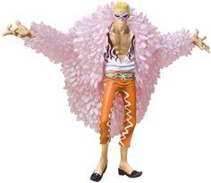 One Piece Donquixote Doflamingo Figure