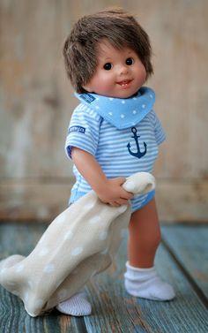 Dollsgardens: Baby Body für Marty