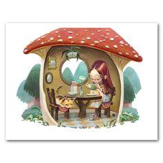 """The Breakfast Club"" Fine Art Print by Chris Hong"