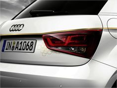 Audi A1 Gets Gold...