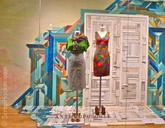 Art Anthropologie window-display