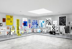 ECAL - EVENEMENTS - EXPOSITIONS - Exposition «ECAL Graphic Design» au Vitra Design Museum