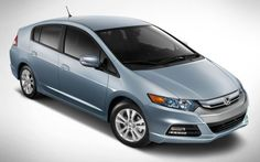 Honda To Sell & Produce Insight & Fit Hybrid In China