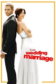 Love, Wedding, Marriage (2011)   http://www.getgrandmovies.top/movies/26035-love,-wedding,-marriage   A happy newlywed marriage counselor's views on wedded bliss get thrown for a loop when she finds out her parents are getting divorced.