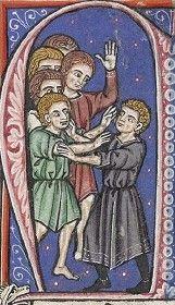 L'enfance du futur roi Baudouin IV est bien mal connue. L'essentiel des sources à ce sujet proviennent de Guillaume de Tyr.