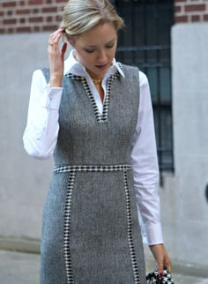 The Classy Cubicle: The Jumper Tory Burch